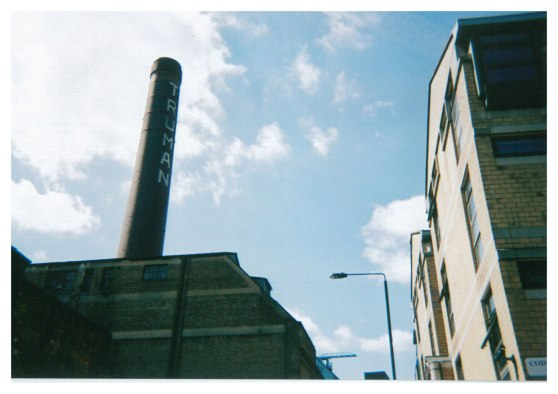 Truman Brewery, Brick Lane, London